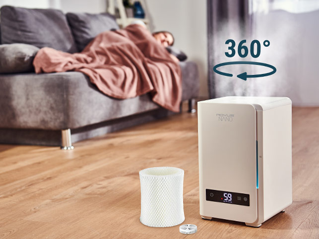 Rovus Nano Humidifier Replacement Set